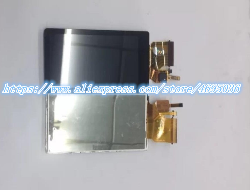 NEW Original LCD Display Screen With Touch For Sony A5100 A6500 ILCE-5100 ILCE-6500 Digital Camera Repair Part
