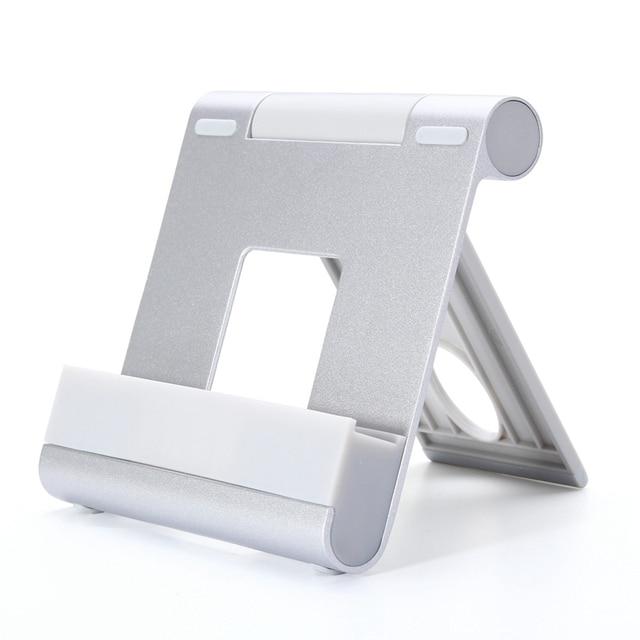 Aluminium Tablet Holder Mount Portable Flexible Desk Stand For