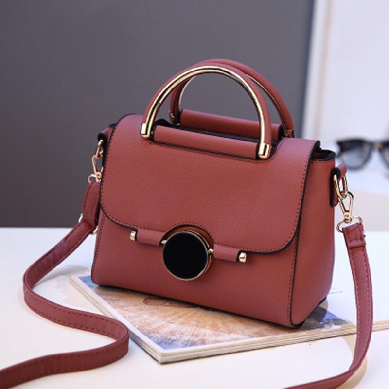 Damväska Designer New Fashion Casual Messenger Väskor Lyx - Handväskor - Foto 4