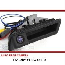 Trunk X3 Camera Car