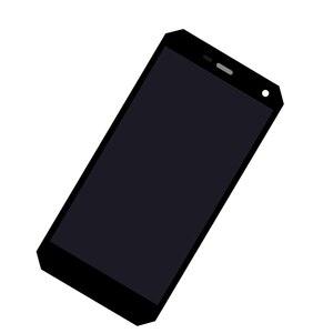 Image 2 - DEXP Ixion P350 Tundra écran LCD + écran tactile assemblée 100% Original testé numériseur panneau de verre remplacement pour P350