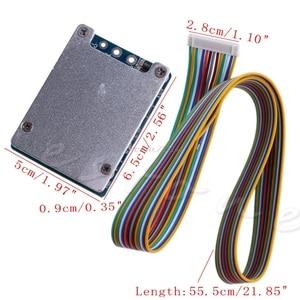 Image 2 - 13S Li Ion LITHIUM CELL 48V 20A 18650 แบตเตอรี่ BMS PCB Board BALANCE Dropship