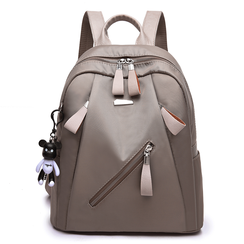 Fashion Women Backpack 2018 High Quality Backpacks for Teenage Girls Stylish  School Bag Ladies Casual Large Capacity School Bag-in Backpacks from  Luggage ... e7e889af92422