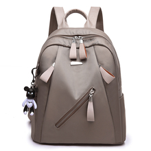 купить Fashion Women Backpack 2018 High Quality Backpacks for Teenage Girls Stylish School Bag Ladies Casual Large Capacity School Bag по цене 1077.06 рублей