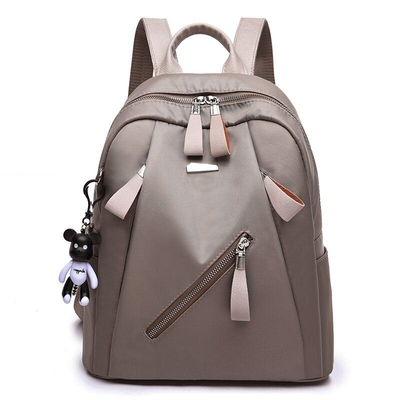 Para estrenar c9288 ac535 € 14.76 66% de DESCUENTO|Aliexpress.com: Comprar Mochila de moda para mujer  2018 mochilas de alta calidad para niñas adolescentes elegante bolso ...