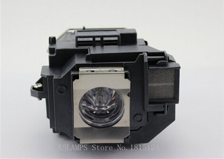 Фотография KSLAMPS  ELPLP56 / V13H010L56 Replacement Lamp with Housing for EPSON  60/62 EPSON EH-DM3 Projectors
