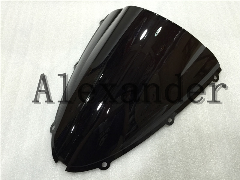 HotSale Windshield WindScreen For Kawasaki ZX6R zx6r 636 2005 2006 2007 2008 05 06 07 08 ZX10R zx10r 2006 2007 06 07