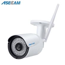 Wireless HD Wifi 1080P IP Camera wifi P2P Waterproof Onvif Metal Bullet Outdoor CCTV Security Wi fi Network ipcam p2p все цены