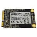 Goldenfir msata SSD 64 ГБ Внутренний Твердотельный Жесткий Диск 64 ГБ SSD Для Настольных ПК таблетки 64 ГБ SSD