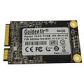 Goldenfir msata ssd 64 gb interno unidad de disco duro de estado sólido de 64 gb ssd para pc de escritorio de la tableta de 64 gb ssd