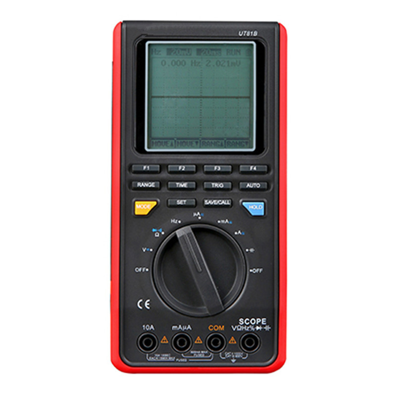 Hot Sale Professional Handheld Digital Multimeter Scopemeters Oscilloscope High Precision 8MHz 40MS/s Sample Rate Meter With USB