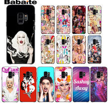 RuPaul's Drag Race Custom Photo Soft Phone cover Case For Samsung Galaxy s9 s8 plus note 8 note9 s7 s6edge funda Babaite