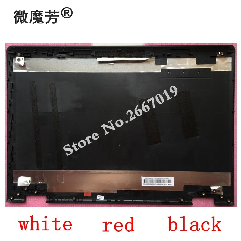New For Lenovo for Flex 3 14 for Yoga 500-14 LCD Back Cover for Flex 3-1470 5CB0H91260 5CB0H91137 14 touch screen glass lcd digitizer assembly with bezel for lenovo flex 3 14 flex 3 1470 flex 3 1480 flex 3 1435 yoga 500 14