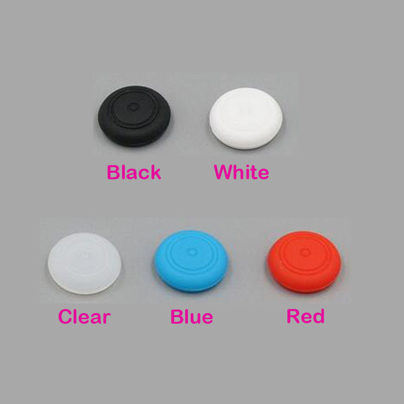2Pieces Silicone Thumb Stick Grip Caps Gamepad Analog Joystick Cover Case For Nintend Switch NS Controller Joy-Con ThumbStick2Pieces Silicone Thumb Stick Grip Caps Gamepad Analog Joystick Cover Case For Nintend Switch NS Controller Joy-Con ThumbStick