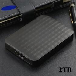 3.0 Hard Disk Esterni da 1tb 2tb Hard Disk 1000g disco duro M3 2000g externo Dispositivi di Memorizzazione del computer portatile hd externo Monitoraggio HDD