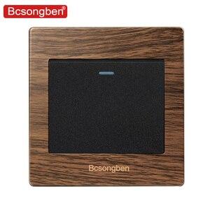 Bcsongben Luxury Push Button W