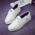 Бесплатная доставка летние новый холст обувь женщин белые туфли мелкая рот кружева повседневная обувь