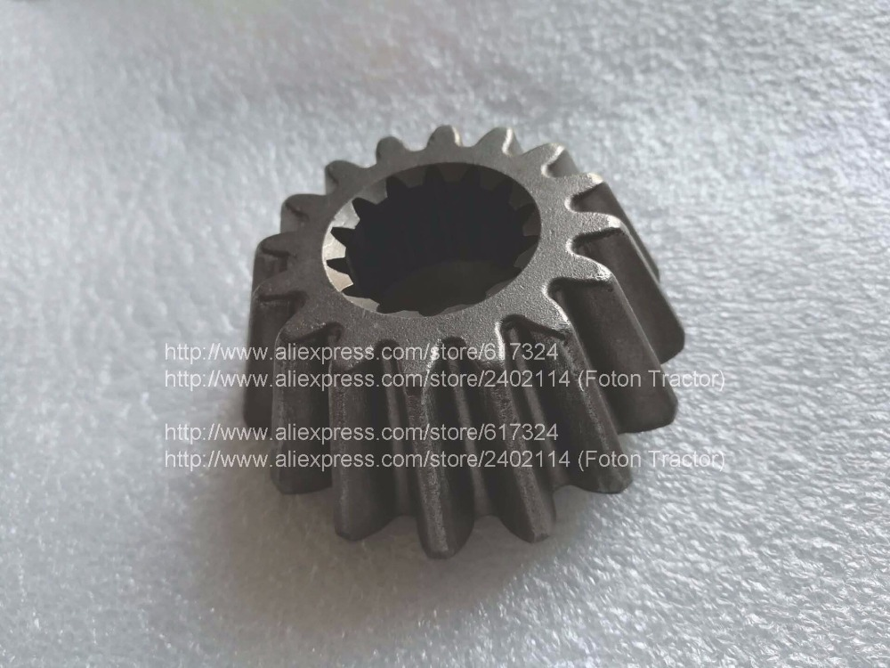 Dongfeng 304 354 tractor, the driven bevel gear of final drive, part number: 304.31.131-2 set of driven cambered angle gear