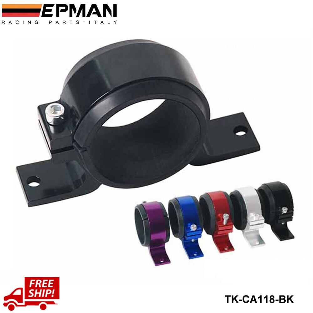 Prix pour Epman-pompe support simple pompe à carburant support/filtre à carburant support 60mm pour walbro 044 pompe support ep-ca118-fs