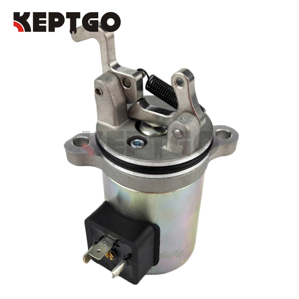 New 0427 2733 INPOST 04272733 Fuel Shut Off Solenoid For Deutz BF4M1011F
