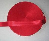 20 Meter Roll Seat Belt Webbing Safety Strap Red Color 48mm Wide 5 Bars