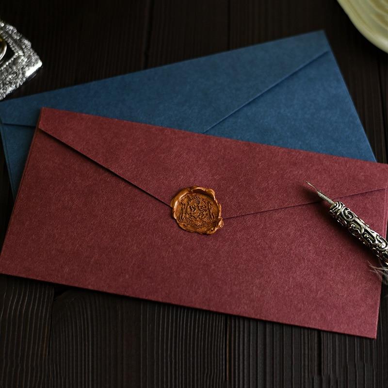 5Pcs/Set Pearl Paper Envelopes For Invitations Wedding Invitation Envelope Set Kawaii Envelope De Casamento Gift Envelopes 2214