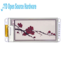 2.13 inch black and white color ink screen SPI E-paper electronic paper screen module