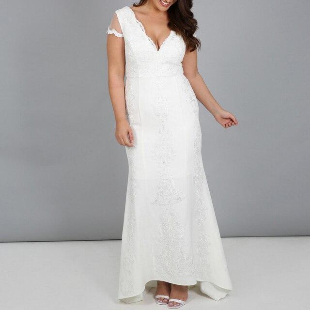 5cdce32b284 Vintage Empire Pregnant Wedding Dresses Lace A Line Maternity Bride Dress  2019 Vestido de Noiva Plus Size Wedding Gowns Indian