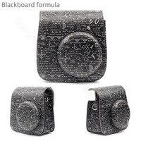 Чехол для Камеры Fujifilm Instax Mini 9 8 и аксессуар для удержания пленки Instax Mini, фотографий, объективов, фильтров из искусственной кожи