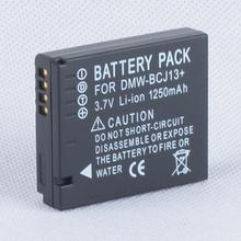 Батарея для Panasonic DMW-BCJ13 DMW bcj13 dmw-bcj13pp DMW bcj13pp DMW-BCJ13E и для Leica BP dc10 BP-DC10 bp-dc10-e bp-dc10u
