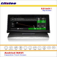 Liislee Car Android Media Navigation System For Volkswagen VW Touareg 7P5 2011~2016 Radio Audio Video Multimedia No DVD Player