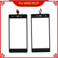 New 5 Inch Replacement Touch Screen For WIKO PLUP  Digitizer Panel Free Shipping