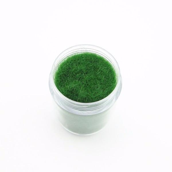 fake grass powder