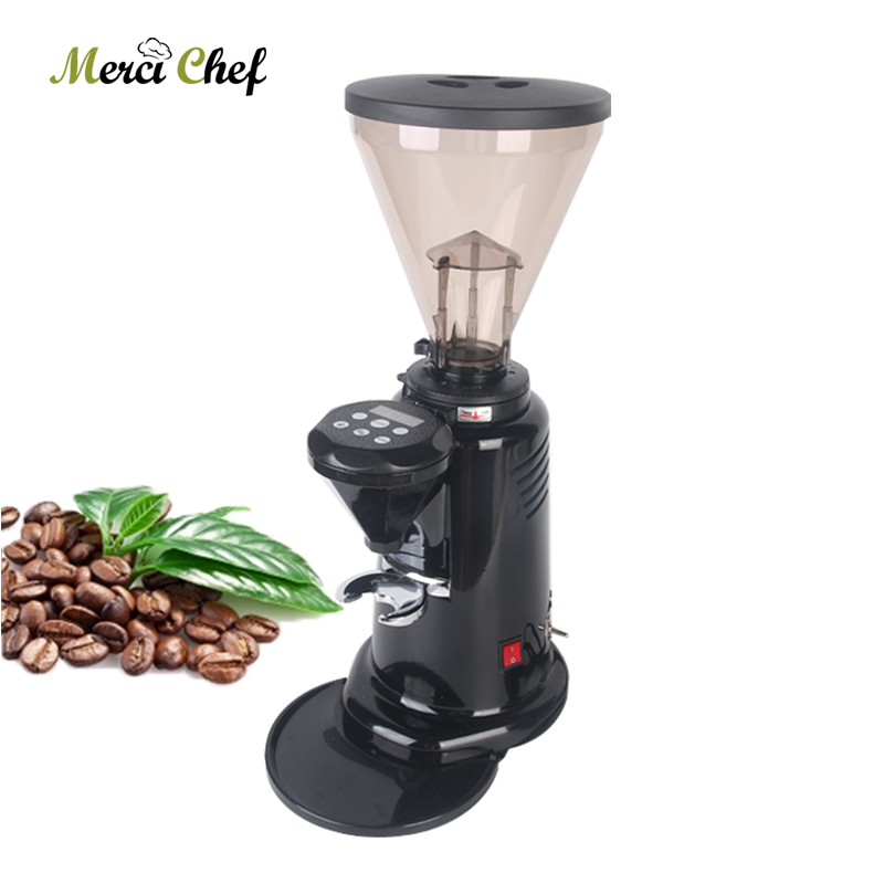 ITOP Coffee Grinder Coffee Maker 110V-220v 350W High Power burr Coffee Grinder/coffee mill/Electric Beans Nuts Grinders Cafetera itop 110v 220v commercial coffee grinder electric coffee bean grinder electric roasted grain beans grinding machine