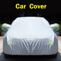 New Car SUV Sedan Hatchback Cover Anti-UV Outdoor Anti-UV Rain Shield Snow Protection Covers Sun Shade Styling Waterproof