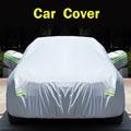 Novo SUV Sedan Hatchback Tampa Do Carro Capas de Proteção Sombra de Sol Anti-UV Ao Ar Livre Anti-UV Chuva Escudo Neve Estilo À Prova D' Água