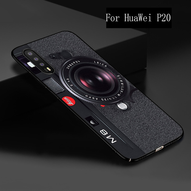 separation shoes 89b5d 657d4 US $4.99 |For Huawei P20 P20Pro P20Lite Retro Camera Phone Case For Huawei  Mate 9 10 Pro Cover For Huawei Nova2 Plus Head 6 P20 Phone Case-in Fitted  ...