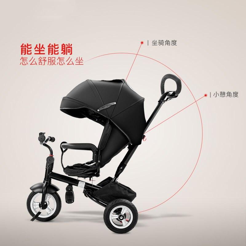 Bicicleta do Bebê da & Compras Reboque da
