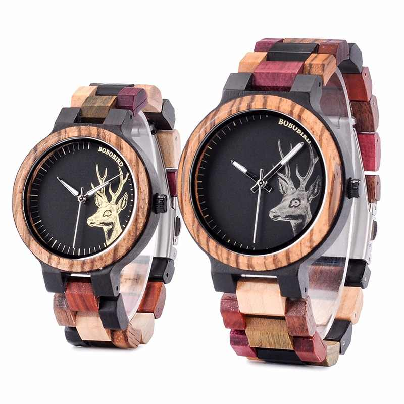 Detail Feedback Questions about BOBO BIRD lover's <b>Wood Watch</b> ...