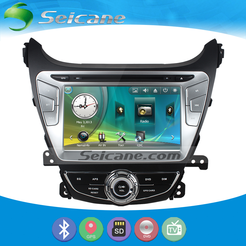 Seicane S042586x 8 Inch Oem Navigation System Bluetooth
