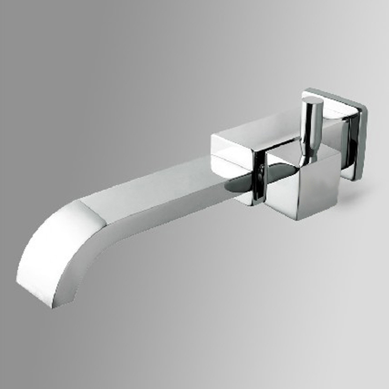 Wall Mounted Single Cold Faucet For Bathroom Basin Water Tap Lanos Torneira Banheiro HG 1188DC