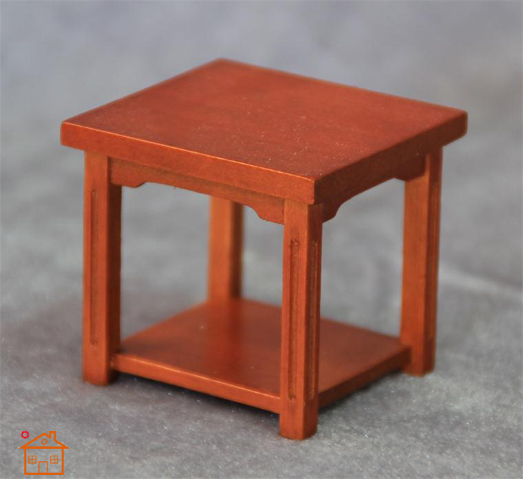 Charmant 1:12 DIY Doll House Mini Table Handmade Furniture Accessories Mini Living  Room Coffee Table Small Pocket Tables Doll Play Toys In Furniture Toys From  Toys ...