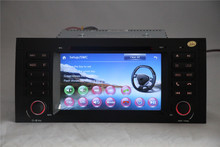 MTK Menu Autoradio tape recorders player For 5 Series E39/X5 E53/7 Series E38/M5 Support DVD GPS Navigator/Bluetooth/CANBUS/ATV