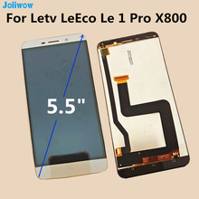 For Letv Le 1 Pro X800 LCD Display + Touch Screen + Tools 100% Original Digitizer Assembly Replacement Accessories все цены