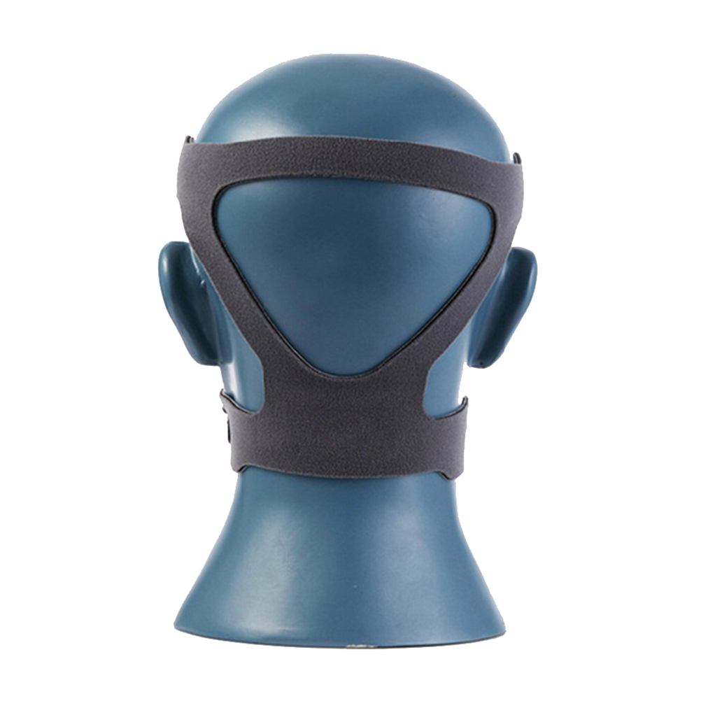 1 sztuk wymiana opaska na głowę chrapanie bez maski CPAP HeadgearUniversal nakrycia głowy pałąk bezdech senny maszyna cpap respirator