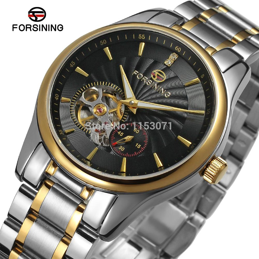 FSG9406M4T3 Promorion new luxury Men's Automatic original stainless steel original watch with gift box free shipping цена