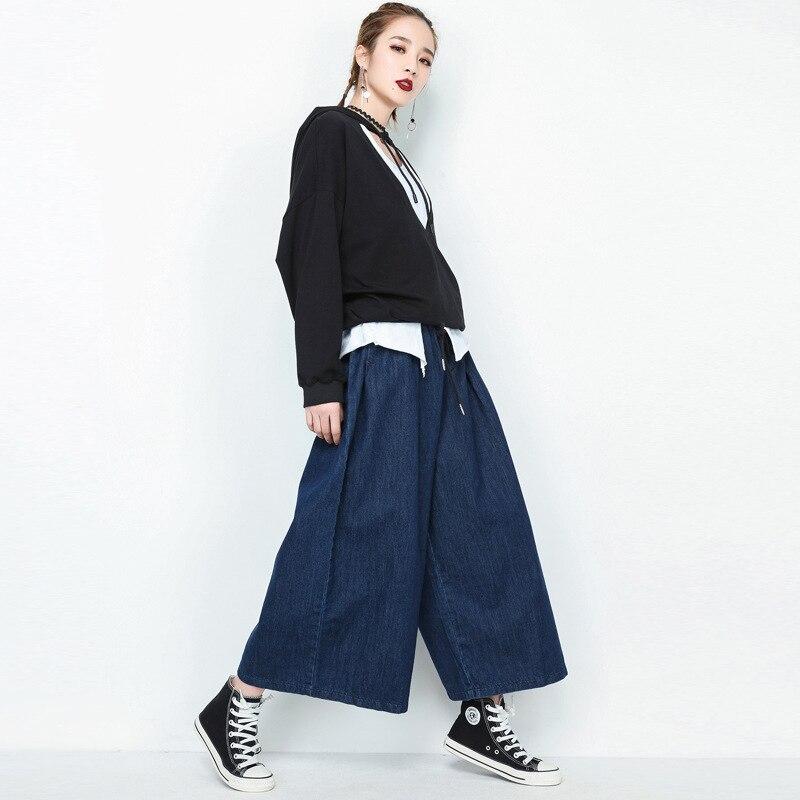Las 10 Mejores Modelos De Pantalones Anchos Para Mujer Ideas And Get Free Shipping Cbb28j57