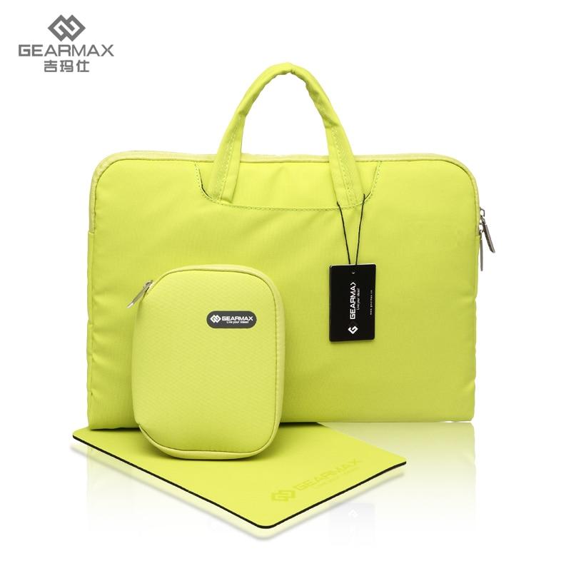 Laptop Bag 11.6 13.3 15.4 inch Waterproof Nylon Handbag Case 12 Mens Notebook for Macbook Air 13 Pro Women Messenger skin