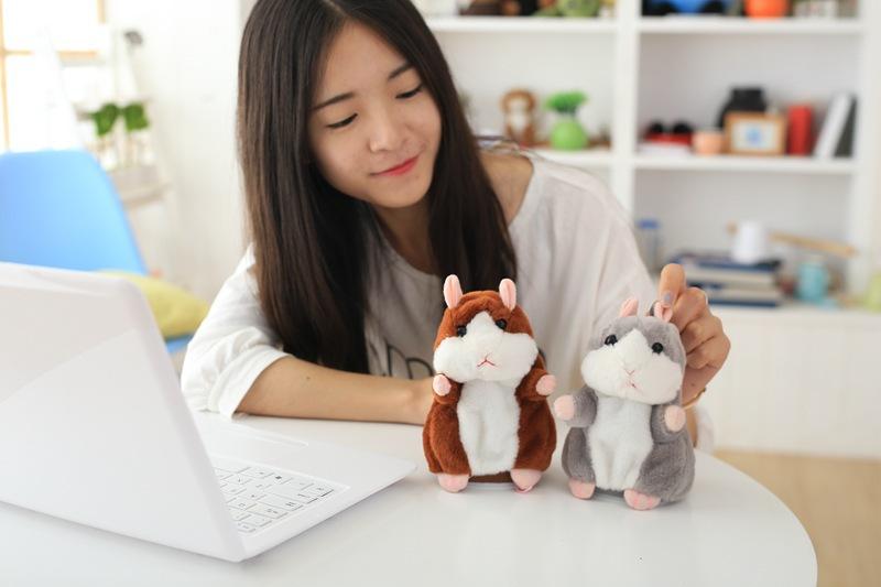Smart Talking Hamster 2