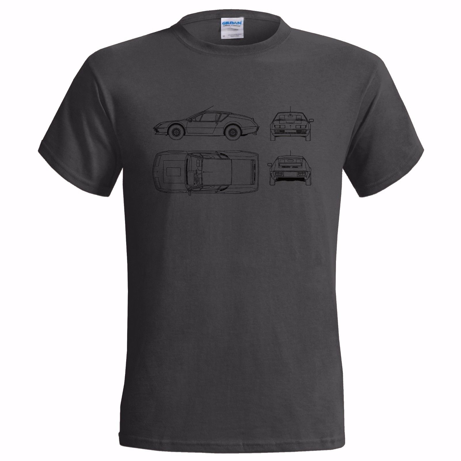 Clio White T Shirt Clio V6 Men/'s T Shirt Renault Choose Your Size V6